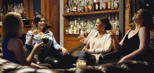bourbon women 1