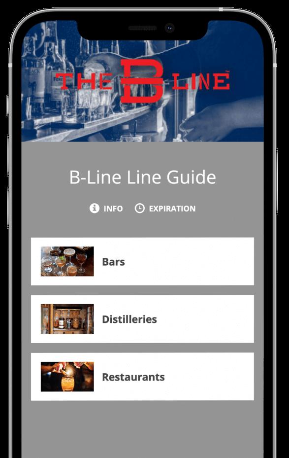 B-line Guide