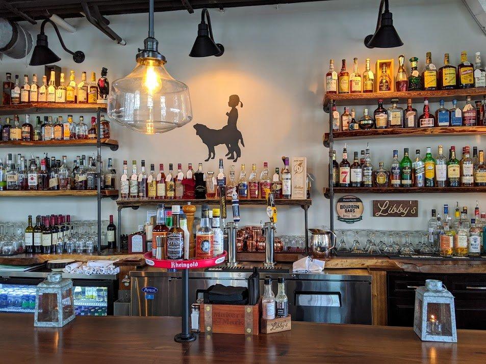 libbys bar bourbon