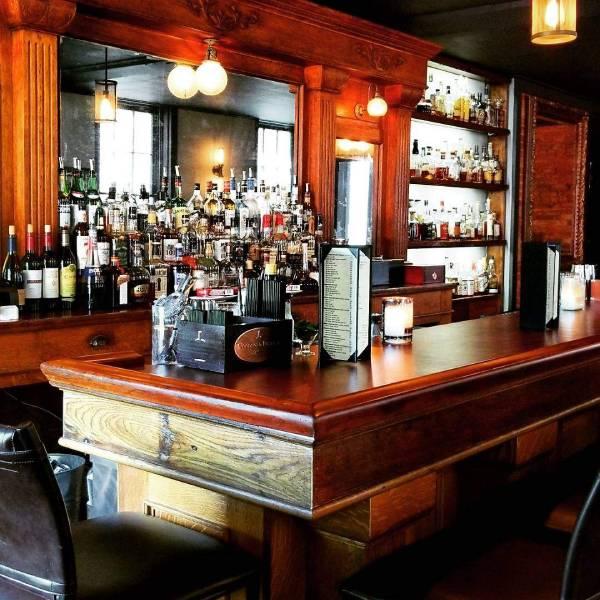 bourbon haus bar