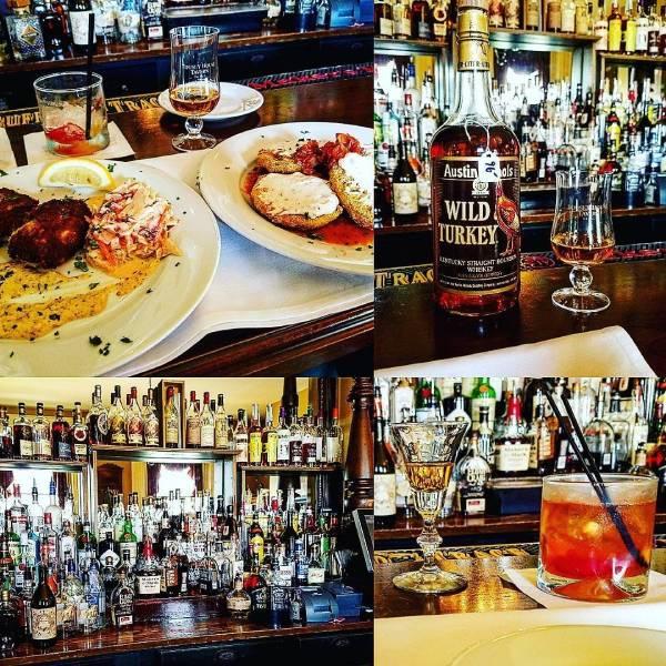 tousey house best bourbon bar