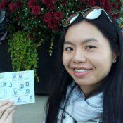 Dona Yu b line kentucky participant