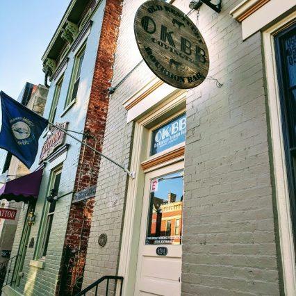 okbb sign best bourbon bar in america