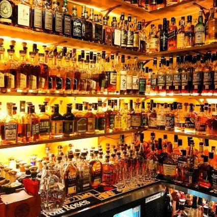 prohibition bourbon corner