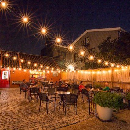 prohibition patio